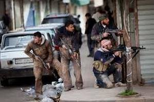 Повстанцы пытаются захватить крупнейший город на северо-востоке Сирии
