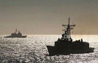 У Чорному морі почалися спільні навчання ВМС Болгарії, Румунії та США