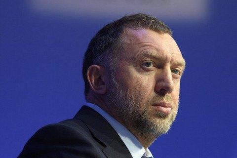 Компанія Дерипаски заявила про загрозу дефолту через санкції США