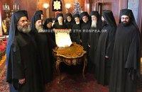 Члены Синода Вселенского патриархата подписали томос ПЦУ
