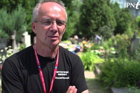 Польський інститут національної памяті залишився незадоволений заявою Зеленського щодо мораторію на пошукові роботи