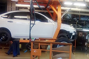 """""""АвтоВАЗ"""" приступил к тестовой сборке автомобилей Nissan"""