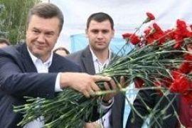 Януковичу исполняется 60 лет. Президент будет гулять три дня