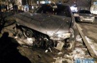 """ДТП в Киеве: водитель Audi устроил аварию на """"встречке"""" и скрылся"""