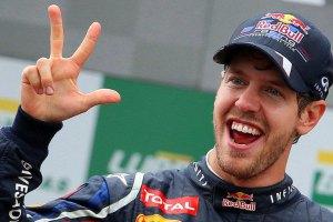 """""""Формула-1"""": Феттель выиграл Гран-при Бельгии"""