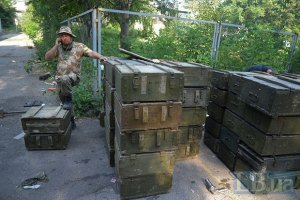 Силы АТО уничтожили 40 боевиков за минувшие сутки