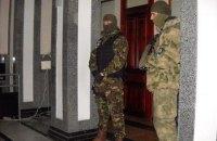 Полиция пришла с обысками в мэрию Тернополя