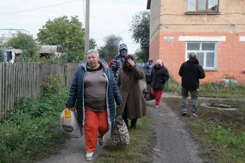 Все эвакуированные из-за взрывов в Калиновке  жители вернулись домой