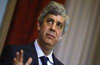 Головою Єврогрупи обрано міністра фінансів Португалії