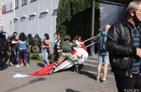 МВД Беларуси сообщило, что вчера задержали почти 800 протестующих