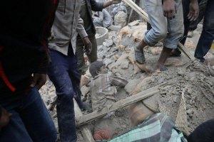 Количество погибших в землетрясении в Непале превысило 6 тыс.человек