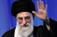 """Духовний лідер Ірану заявив про """"м'яку війну"""" Заходу з Ісламською Республікою"""