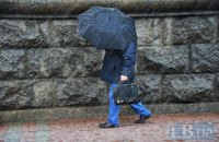 У неділю в Києві прогнозують мокрий сніг