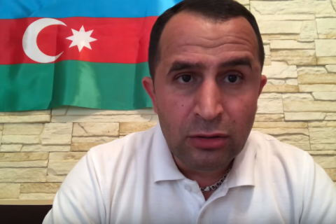 Украина выдала Баку азербайджанского активиста перед визитом Зеленского к Алиеву