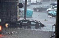 Мощные ливни затопили восточную Сицилию, есть жертвы