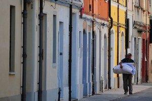 Мародеры нагнетают панику в Италии