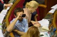 Неголосовавших за усиление полномочий СНБО чуть не исключили из фракции БПП, - нардеп