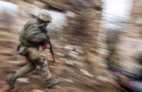 В районе Золотого произошел интенсивный бой, погиб один военный, ранены четверо (обновлено)