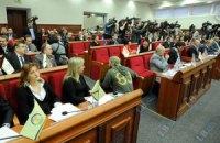 Киевсовет принял к рассмотрению горбюджет-2012