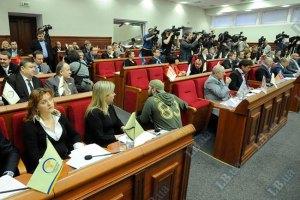 Киевсовет рекомендовал сделать выходными дни матчей Евро-2012