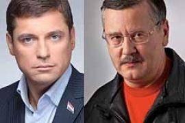 Сегодня вступят в дискуссию Гриценко с Пабатом