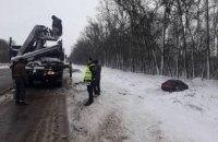 Из-за непогоды 1,3 тыс. ДТП произошло в Украине за сутки