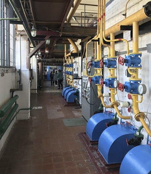 Перевірка правил технічної експлуатації теплових установок і мереж