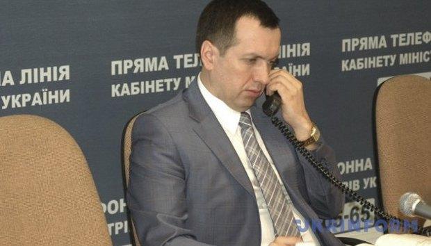 """Ігор Цюприк на """"прямій лінії"""" Кабміну"""