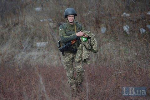 Штаб ООС констатував дотримання режиму припинення вогню на Донбасі