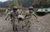 Поранені на Донбасі військовослужбовці отримають премії до Дня Незалежності