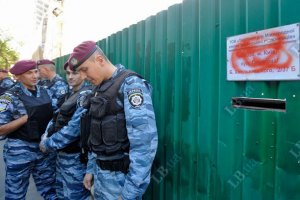 В опозиції заявили про затримання заступника керівника штабу