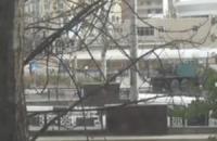 """Боевики после """"учений"""" в Донецке направили танки к аэропорту, - СМИ"""