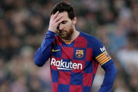 """Маловероятно, что Лео остается в """"Барселоне"""", - Хорхе Месси"""