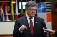 Порошенко считает соблюдение перемирия своей с Путиным ответственностью