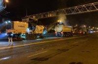 В Киеве начался капремонт проспекта Бандеры