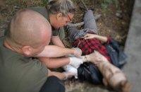 В Одесі волонтерка Червоного Хреста врятувала людину з перерізаними венами