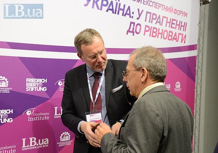 Богуслав Хработа (слева)