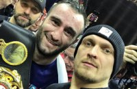 Тренер россиянина Гассиева был уверен, что Усик ищет причину отказаться от боя