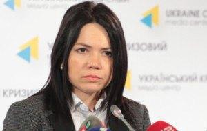 Заступниця секретаря РНБО Сюмар подала у відставку