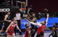 Українець Лень установив особистий сезонний рекорд результативності в НБА