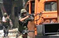 Сирийская армия вытеснила повстанцев с военной базы вблизи Алеппо