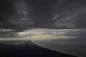"Британия и Франция страдают от урагана ""Святой Иуда"""