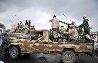 Йеменских повстанцев выбили с крупнейшей военной базы в стране