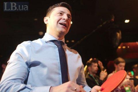 """Зеленський пояснив, що уникає публічних виступів, """"щоб об'єднати українців"""""""