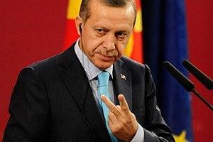 Ердоган заявив про неможливість продовжувати переговори з курдськими бойовиками