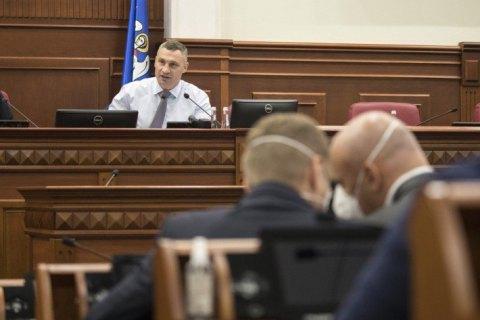 Киеврада 8-го созыва провела последнее заседание - портал новостей LB.ua