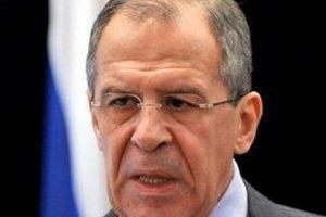 Лавров виключає приєднання південно-східних областей України до Росії