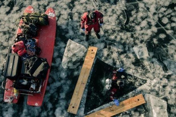 Кадр из фильма <<Объект>>