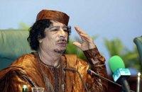 Каддафи сбежит в Беларусь?
