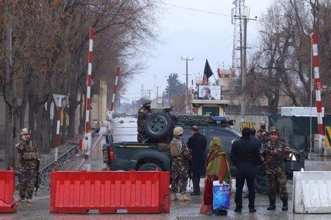 У різних містах Афганістану за останню добу сталося чотири теракти